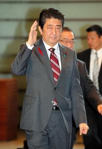 「自分たちの時に解決を」首相、日ロ首脳会談の発言披露
