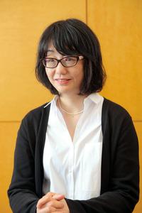 泉鏡花文学賞を受賞した川上弘美さん