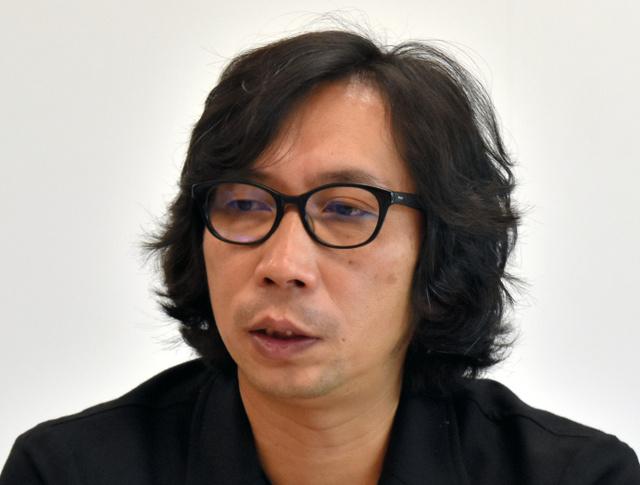 映画監督の行定勲さん