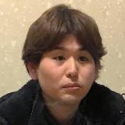角田悠輔容疑者=4月24日、神奈川県平塚市、照屋健撮影