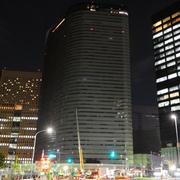 電通本社ビル、午後10時に一斉消灯 全事業所が対象