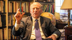 (インタビュー)米国、孤立主義の誘惑 米外交問題評議会会長、リチャード・ハースさん