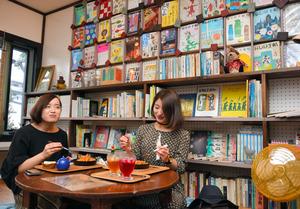 栃木)読書の秋、本とともにおいしいランチを 陽東書林