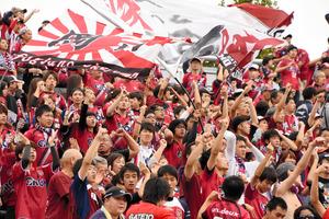 岡山)ファジアーノ岡山 入場者数急増でチーム後押し