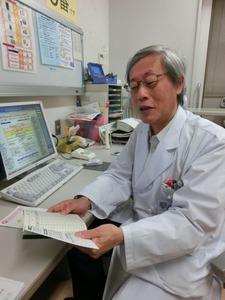 岩岡秀明さん 船橋市立医療センター代謝内科部長、千葉大学医学部臨床教授。日本糖尿病学会学術評議員、専門医、指導医。編著書「ここが知りたい!糖尿病診療ハンドブック Ver.2」(中外医学社)など