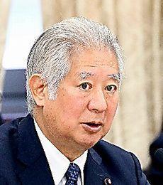 衆院憲法審査会長・森英介氏