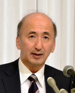 日本銀行の中曽宏副総裁