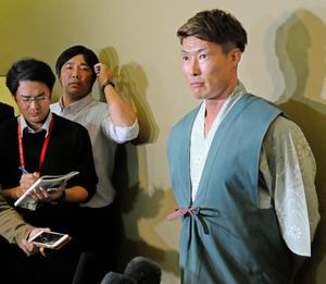 糸井、移籍決断のアスリート魂 FA宣言で阪神へ