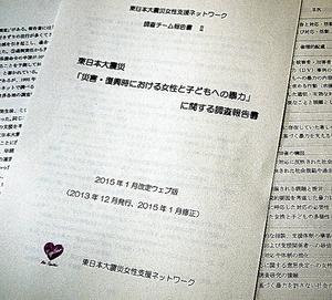 137ページにわたる調査報告書(ウェブ版)