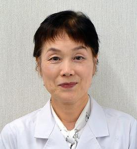 県薬剤師会 上松惠子常務理事