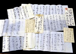 漱石先生、教え子思い 没フォロー、虚子に何度も依頼