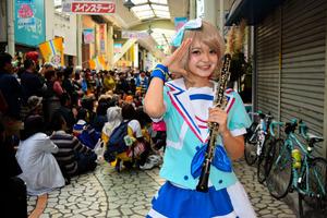 「コスプレしながらオーボエ吹いてみた」 静岡発世界へ