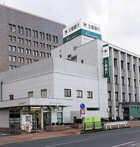 北都銀行本店=秋田市
