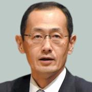京都大学の山中伸弥教授=10月8日、神戸市中央区