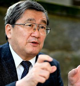 (インタビュー)北方領土交渉の行方 法政大学教授・下斗米伸夫さん
