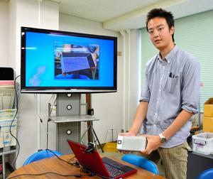 香川の高専生、ノーベル賞授賞式へ 財団から招かれ交流