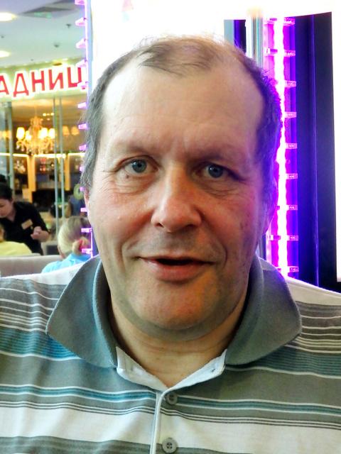 ドミトリー・ストレリツォフ氏