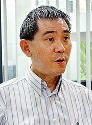 東南アジア研究所上級研究員のタン・シュームン氏=シンガポール、都留悦史撮影