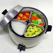みそ汁も作る炊飯器・卵とパン同時調理…昭和の家電集合