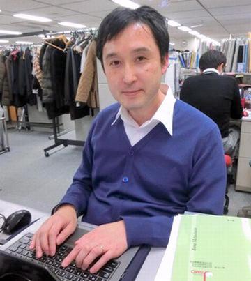 取材した武田耕太記者
