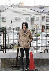 小熊英二さん=早坂元興撮影