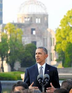 オバマ米大統領が広島訪問