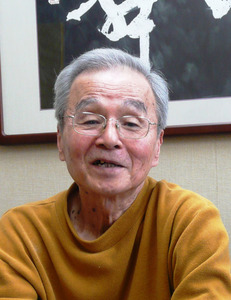 亡くなった高野病院の高野英男さん=福島県広野町