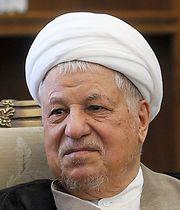 イランのハシェミ・ラフサンジャニ元大統領