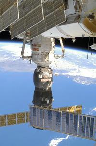 岡山大がイネの実験をした国際宇宙ステーション=NASA提供
