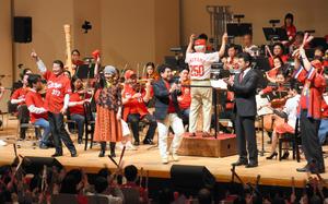 広島)広島交響楽団、約8年ぶりにカープ交響曲を公演