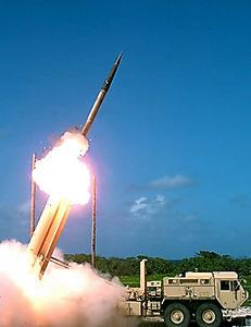 「THAAD」=米ミサイル防衛局のホームページから