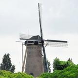 バブル期建造のオランダ風車、野ざらし 堺市が活用模索
