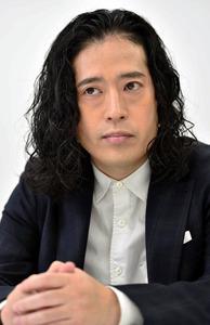 「火花」の原作者、又吉直樹さん
