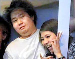 大島祐太容疑者(左)と鈴木玲奈被告=フェイスブックから