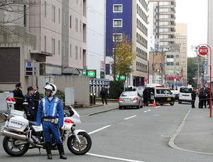 飛び降り死の男を書類送検の方針 福岡の立てこもり事件