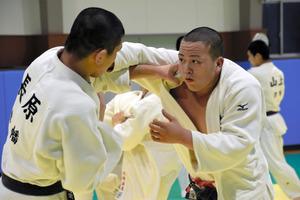 石川)高校柔道選手権の県大会 21日から県立武道館で