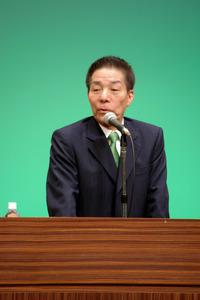「総理が近づくとあいさつ上手くなる」 古賀誠氏