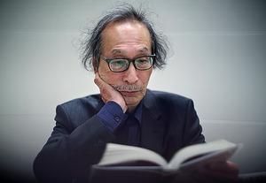 昨年末にもロシアを訪れた。今年はロシア革命100年。「ナロードニキ革命家の伝記を書き上げ、僕の研究の最後を締めくくりたい」=東京都中央区築地、郭允撮影