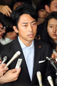 小泉進次郎・自民党農林部会長