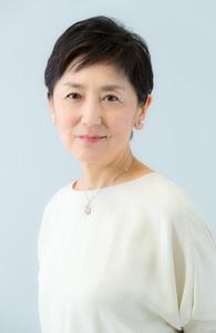 国谷裕子さん=時津剛撮影