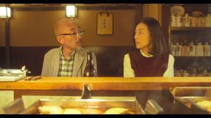 竹中直人主演のドラマ「野武士のグルメ」から。ネットフリックスと共同テレビの共同制作で3月17日に配信される=ネットフリックス提供