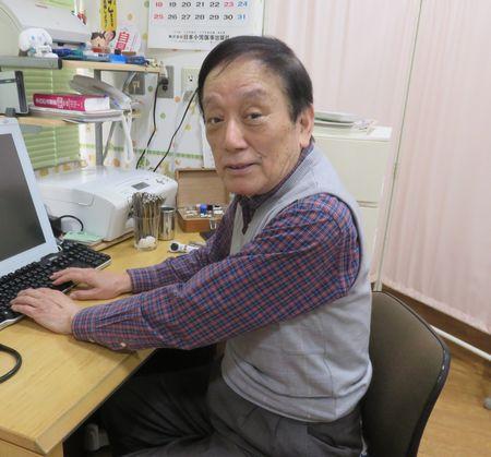 東京都文京区の松平小児科の松平隆光さん