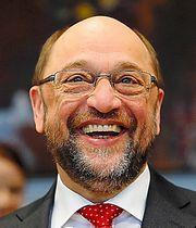 シュルツ前欧州議会議長