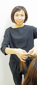 野村麻利子さん
