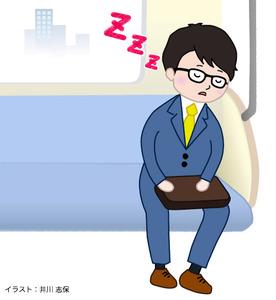 日本人はなぜ「居眠り」をするのか?
