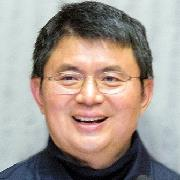 失踪した肖建華氏。香港中文大学提供=AFP時事