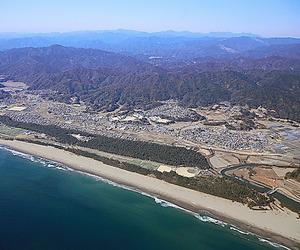 全国最大の津波が想定された高知県黒潮町