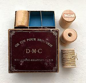 DMC GOLDEN HISTORY ニードルアート270年の軌跡展