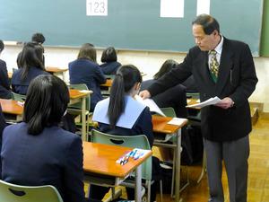 大阪)公立高特別選抜、3096人が受験