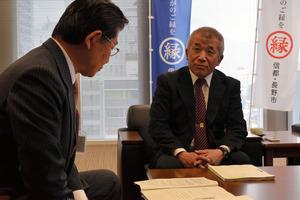 長野)長野スパイラルの冬季休止提言 検討委
